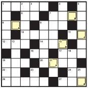 ケニスのクロスワードパズル(pdfファイルサイズ1.64mb)